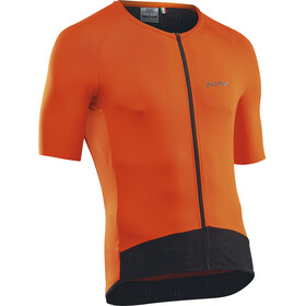Northwave Essence Kurzarm Trikot Herren orange